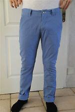 pantalon chino bleu KANABEACH lapin T 40-42 (M) NEUF ÉTIQUETTE valeur 79€