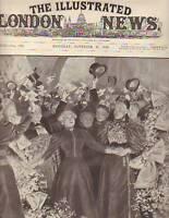 1895 London News November 30-Salonica;Venezuela;Gold cs