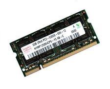 2GB DDR2 667 Mhz RAM Speicher Asus Eee PC 1101HA - Hynix Markenspeicher SO DIMM