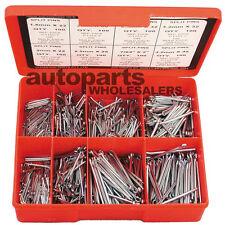 CHAMPION SPLIT PINS COTTER PINS ASSORTMENT KIT  (800 Pieces)