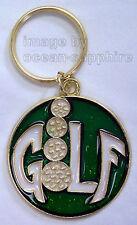 GOLF Key Ring Keychain Key Chain NEW Great gift! Golf ball