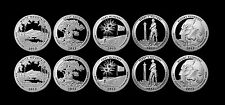2013 S America the Beautiful National Parks Mint Silver & Clad Proof Sets