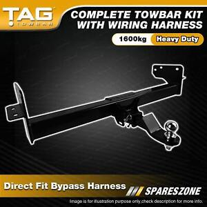TAG Heavy Duty Towbar Kit for Holden Commodore 01/97-01/06 not fit Calais 1600kg