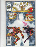 * Contest Of Champions 2 II (1999 Marvel) #1-5 Complete Set