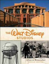 Disney Editions Deluxe: The Walt Disney Studios : A Lot to Remember NEW H/C