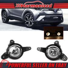 Fits 17-18 Toyota C-HR CHR OE Style Foglights Fog lights Lamps