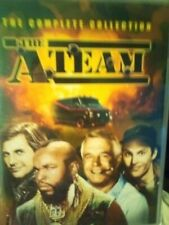 The A-Team: The Complete Collection (Dvd, 2019, 25-Disc Box Set) New/Sealed