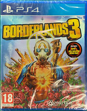Borderlands 3 (PS4) Game inc Gold Weapon Bonus Skin Pack DLC NEW