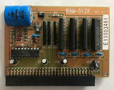 Speichererweiterung 512KB Intern für AMIGA 500/A500+ #16
