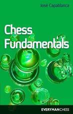 Chess Fundamentals by Jose Capablanca (1994, Paperback)