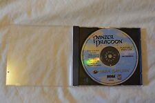 Panzer Dragoon Demo Disc Sega Saturn