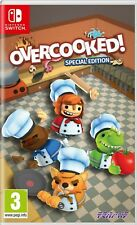 Overcooked: Special Edition (English Ver) for Nintendo Switch NS