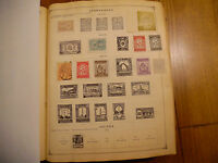 2 Album Pages of Stamps icstamps Stamps1000-10