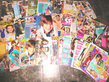 ZAC EFRON  153  TEILE/PARTS   CLIPPINGS LOT     0916