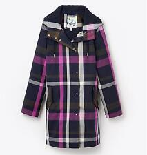 Joules Zip Checked Coats & Jackets for Women