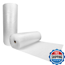 Bubble Cushioning Wrap Roll 48 Wide X 200 Ft 516 Bubbles Packaging Moving