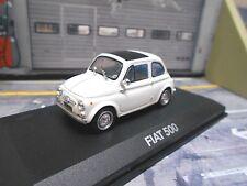 FIAT 500 L 500L  MKI weiss white Atlas IXO Altaya 1:43
