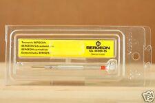 Bergeon 30080-05 1.2mm screwdriver NEW