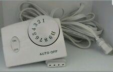 One Biddeford TC11BA Electric Heating Blanket Controllers 4-Prong
