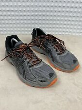ASICS Gel-Venture 6 Gray Men's Running Shoes Size 11 (4E)