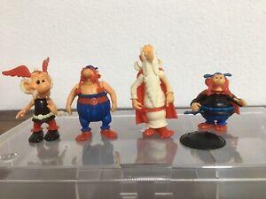 Ü-Ei   Steckfiguren 1981   Asterix und Obelix   Komplettsatz