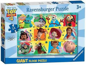 Ravensburger TOY STORY 4, 24PC JIGSAW PUZZLE Toys Games BN