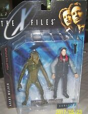 1998 The X Files Agent Mulder  Series 1 Mcfarlane Toys  Fight The Future BOXED