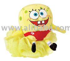 SpongeBob Squarepants Bath buddy sponge NEW
