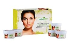 Herbal Tree Anti Acne Facial Kit Ayurveda 420gms parcel ship in safe packing
