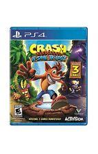 Crash Bandicoot N. Sane Trilogy  PlayStation 4