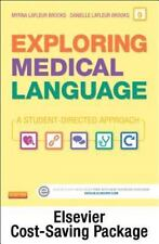 Exploring Medical Language - Text and Elsevier Adaptive Learning Package by...