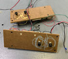 Pair of Vintage JBL L36 Speaker Crossover Controls