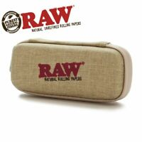 RAW Pre-Rawlet, Hard Shell Wallet, Raw cones and tips Smoking Kit by Redsglobal
