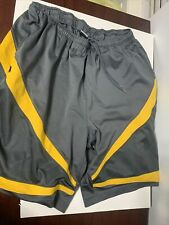 Nike Air Jordan men's 2 pocket basketball shorts size 3XL
