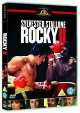 Rocky II Dvd Sylvester Stallone Brand New & Factory Sealed