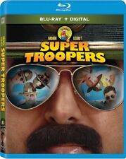 Super Troopers [New Blu-ray] Dolby, Subtitled, Widescreen