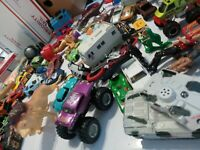Big Lot Of toys/action/Figures/mixed Vtg/ Now Junk Drawer HOT WHEELS DIECAST #8