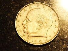 """2 DM moneta commemorativa """"Max Planck"""" di 1958 F"""