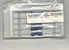 25 350 ohm 5W SPRAGUE BLUEJACKET WireWound Power Resistors AT&T Western Electric