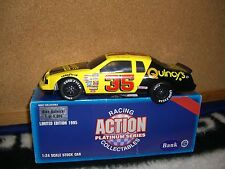 1/24 Action 1995 nascar #35 Alan Kulwicki Quincy's Bw bank