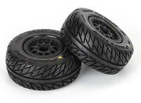 Pro-Line Street Fighter Tires & Renegade Wheels for Traxxas Slash 4x4 - 1167-17