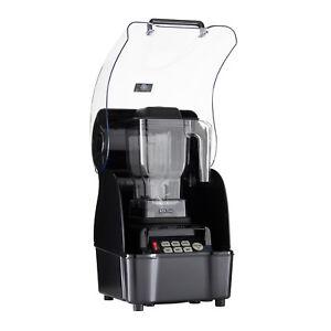 JTC OmniBlend Commercial Kitchen Blender+Sound Enclosure Smoothie Juice Ice Soup
