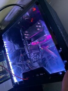 Gaming Computer! Excellent For Gaming And Working!