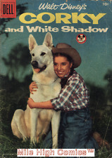 CORKY AND WHITE SHADOW (1956 Series) #1 FC #707 Fine Comics Book