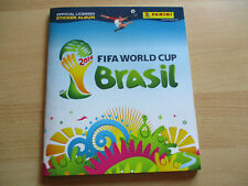 Panini Album WC Brasil 2014 - complete Kicker
