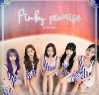 Busters: Pinky Promise* 3rd Mini Album CD+Full Package Poster (Natural) K-POP