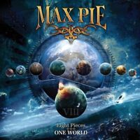 Max Pie - Eight Pieces One World (2013)  CD  NEW/SEALED  SPEEDYPOST