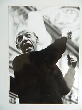 Photo DIMITRI MITROPOULOS (1896-1960) Opéra chef d'orchestre c.1976
