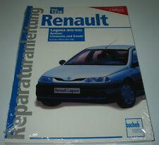 Reparaturanleitung Renault Laguna Typ B 56 / K 56 Benzin Limo + Kombi 1993-1998!