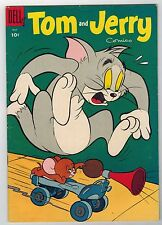 Tom and Jerry Comics #130 - Dell Comics - 1955
